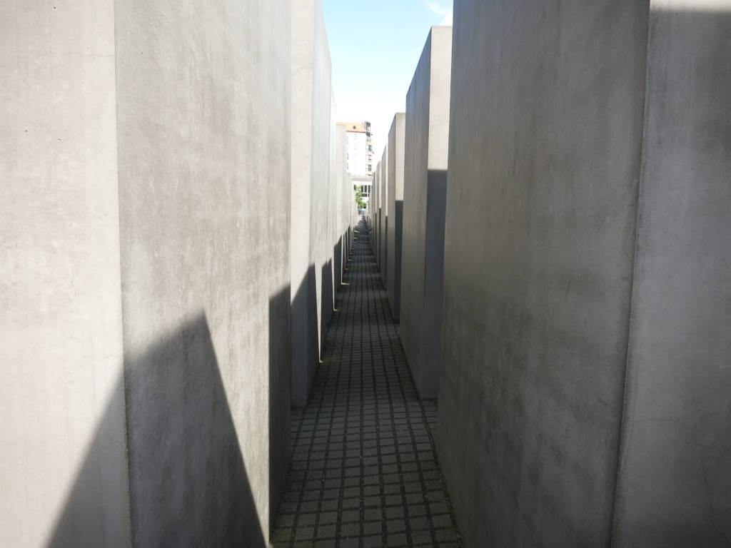 inside berlin memorial
